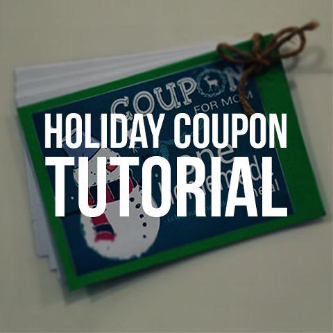 holiday coupon