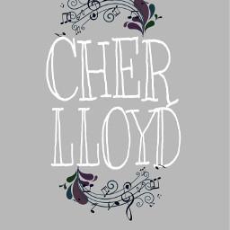 black & white cute music love cherlloyd