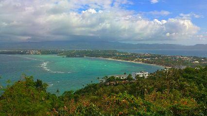 boracay beach island sky