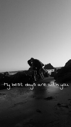 love black & white quotes & sayings beach