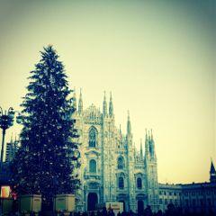 milan christmas duomo love milano