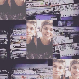 5seconds of summer photography ashton irwin collage 5sos