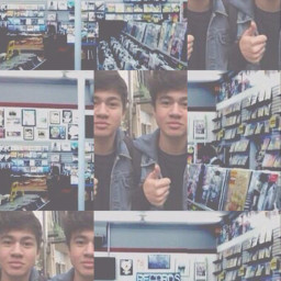 5 seconds of summer photography calum hood collage 5sos