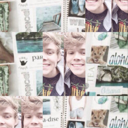 5 seconds of summer photography ashton irwin collage 5sos