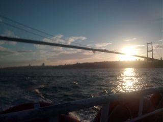 nature istanbul sunset impressive summer