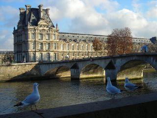 photography travel wapbridges paris louvre