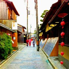 kyoto photography travel colorful old photo