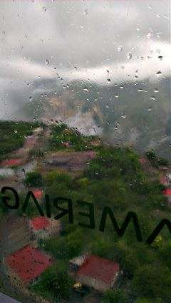 hills mountains nature photography rain