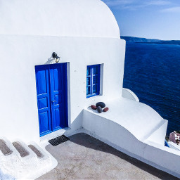 colorful nature photography travel greece