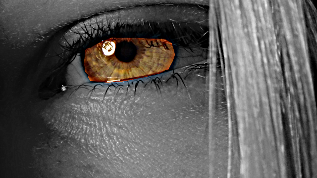 eye photography weekend art project