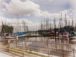 boats pencilart