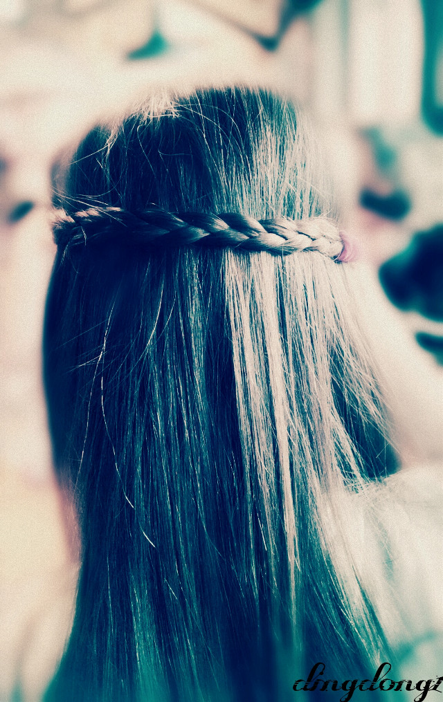 My hair😊 #braid